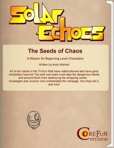 The Seeds of Chaos