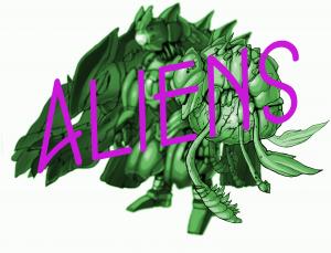 aliens2green
