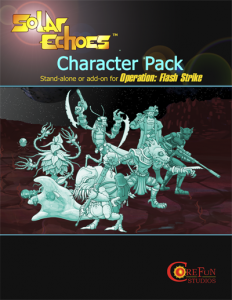 Cover of New Character Pack SMALL